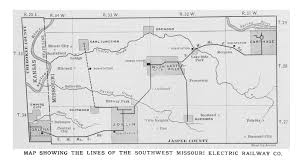 Map Of Missouri Counties Mcgraw Electric Railway Manual Perry Castañeda Map Collection
