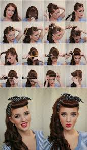 easy vintage hairstyles 9 retro updos that will bring out your inner pin up girl