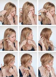 step by step twist hairstyles step by step pictures of ideas to braid your own hairs for