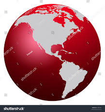 World Map Icon by Red World Map Globe Icon Stock Illustration 7892992 Shutterstock
