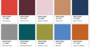 palette pantone brace yourself pantone s top 10 fall 2017 colors are coming