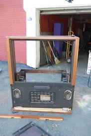 repurposed big screen tv my repurposed life