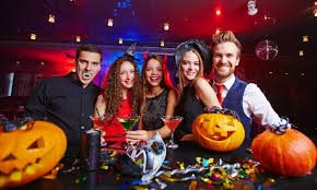 Saints Halloween Costumes Costume Ball Admission Sf Nightlife Groupon