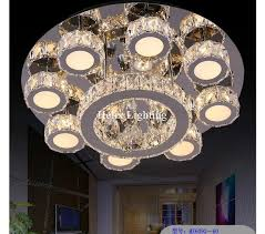 Flush Mounted Lighting Fixtures Newly Modern Sale Led Ceiling Light Fixture Ac Ring K9