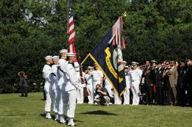 Color Guard Flags Navy Yard Ceremony Honors Heroic Actions At Last Year U0027s Shootings