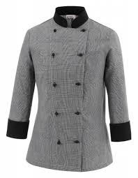 tenue de cuisine femme egochef veste cuisine femme nibetex vêtement de travail
