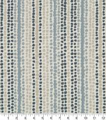 Robert Custom Upholstery Robert Allen Home Upholstery Fabric Indigo Stipple Joann