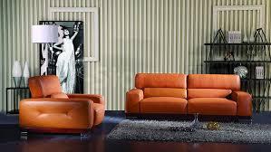 Extraordinary Orange Living Room Set Design  Burnt Orange Sofa - Orange living room set