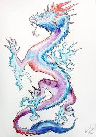 fantasy dragon tattoo designs design dragon tattoo by abz j