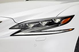 lexus is350 headlight 2018 lexus ls 500 f sport adds visual aggression handling pack to