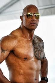get that v shape the rock s back workout pop workouts