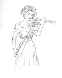 gibson with violin by limelicker on deviantart