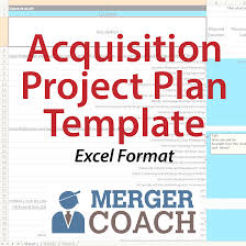 acquisition plan template acquisition strategy template