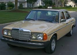 mercedes 300d for sale 1980 mercedes 300d mjc cars pristine cars for