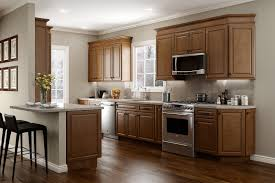 Brown Cabinet Kitchen Quincy Brown Www Jsicabinetry Com