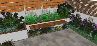 Small Garden Designs Ideas by Charming And Creative Small Garden Designs With Circular Shape