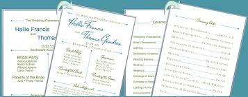 blank wedding program templates blank wedding program templates with wedding program templates