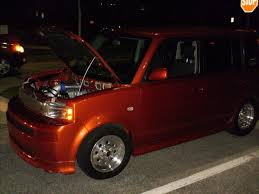 scion xb rwd scion xb with 450 hp chevy v8 engine