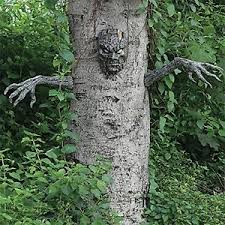 Outdoor Halloween Decorations For Trees by Scary Tree Man Outdoor Halloween Decoration Party Haunted House