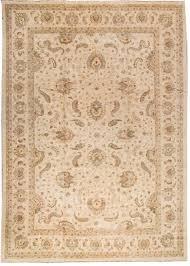 Cotton Wool Rugs Oversize Traditional Hand Woven 13 U002710 X 19 U00279 Traditional New