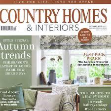 Country Homes Interiors Magazine Country Homes U0026 Interiors October 2015 Miafleur Blog Miafleur
