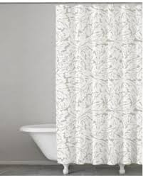 Kassatex Shower Curtain Amazing Deal Kassatex Foglia Cotton 72 Square Shower Curtain
