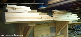 how to decide what scrap wood to keep