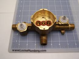 Eljer Shower Valve Delta R19000 Ws Victorian 1900 Series Thermostatic Rough Only
