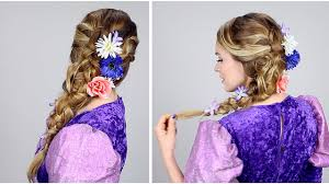 rapunzels hair extensions rapunzel inspired braid no extensions