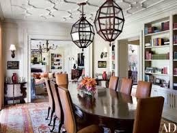 The Dinning Room James Belushi U0027s Mediterranean Villa In Los Angeles Architectural