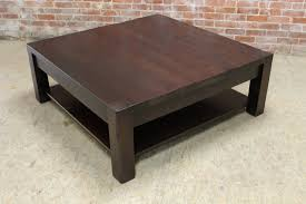 coffee table 48x48 coffee table within pleasant square parsons