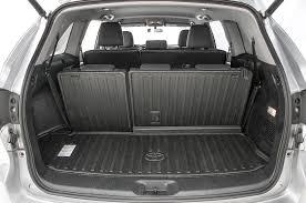 Toyota Highlander Interior Dimensions 2015 Toyota Highlander Reviews And Rating Motor Trend