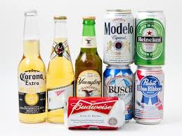 calories in corona light beer the 8 most popular full calorie beers in the usa taste test