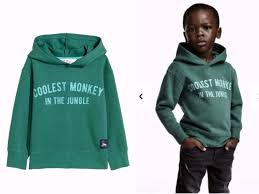 H M H M Apologizes For Selling A Coolest Monkey Sweatshirt Insider