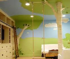 chambre dans un arbre photo gallery intégrer un motif d arbre dans un décor astuce