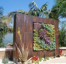 Garden Walls Ideas by Spectacular Metal Garden Wall Art Decorating Ideas Gallery In