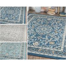 blue grey area rug white rugs heritage yellow and gray u2013 lynnisd com