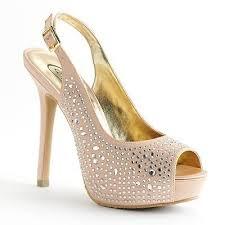 wedding shoes kohls 11 best candie s heels images on platform high heels