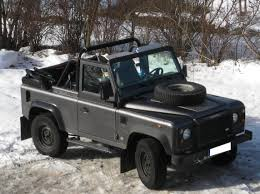 land rover defender 2010 land rover defender cabriolet two technical details history