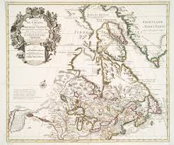New France Map by Prince Edward County And Sandbanks Maps