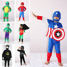 Superman Halloween Costume Toddler 2017 Superman Costume Cosplay Body Suit Superhero Cosplay Costumes