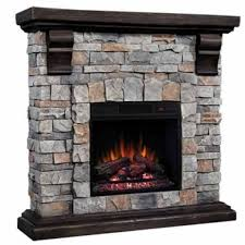 Fireplace Electric Insert Classic 18 Electric Insert Pioneer Mantel Set At