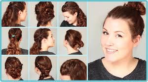 Frisuren Zum Selber Machen F Mittellange Haare by Schicke Frisuren Zum Selber Machen 2017 Frisuren Und Haircut