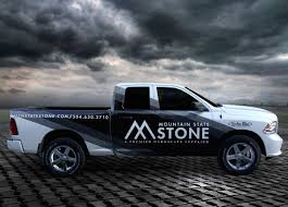 Kitchen Cabinet Installer Construction Business Partial Vehicle Wrap The Motivational Blog