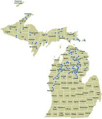 map of michigan dnr orv atv trail maps
