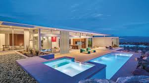 mid century modern house mid century modernism and sustainable design meet in two desert