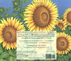 Sunflower House Eve Bunting Kathryn Hewitt 9780152019525 Amazon