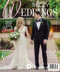 the city weddings magazine by the city magazine el paso las cruces