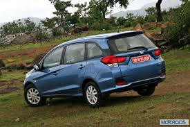 honda mobilio philippines honda mobilio likely to be discontinued to make way for the