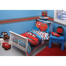 Car Themed Home Decor Lightning Mcqueen Bedroom Accessories Youth Sets Curtains Argos